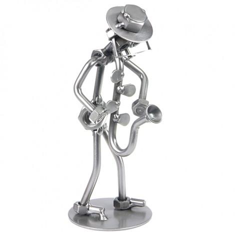 Saxophon Spieler - Schraubenmännle