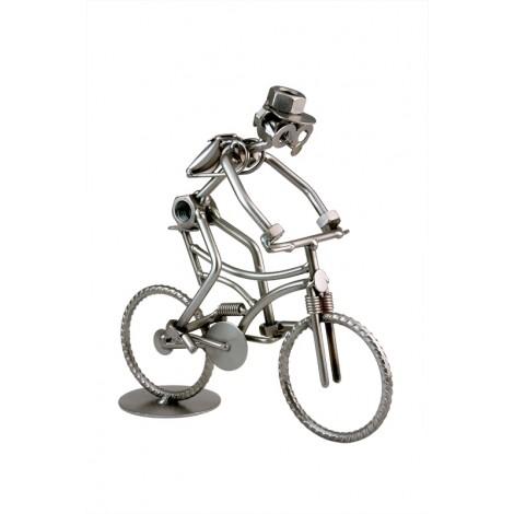 Mountainbike Fahrer