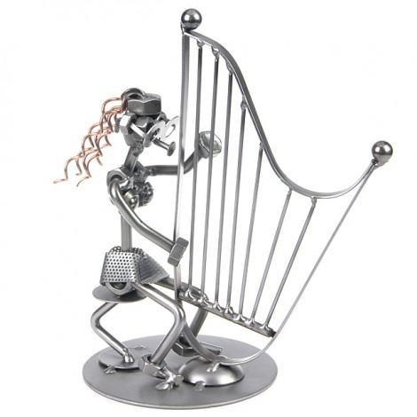 Harfenspielerin - Schraubenmännle