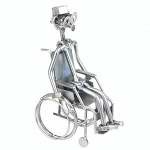 Rollstuhlfahrer - Schraubenmännle