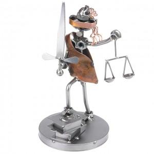 Justizia - Schraubenmännle