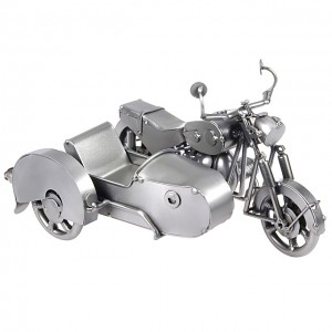 German Classic Side Car Motorrad