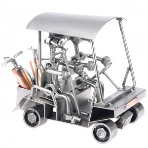 Golf Caddy - Schraubenmännle