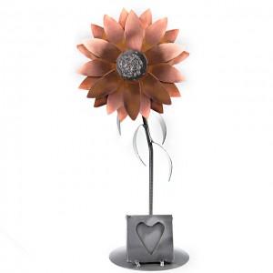 Sonnenblume Herz mit Foto