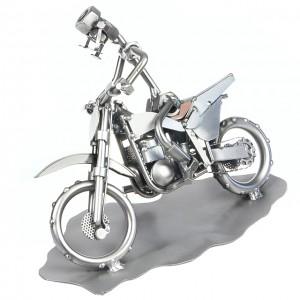 Motocross Motorrad- Schraubenmännle